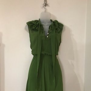 Kendall K. Maxi Dress with Slip , Size 6